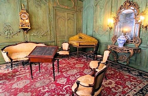 Mus e des arts d coratifs bordeaux l 39 exposition for Les chambres d art bordeaux