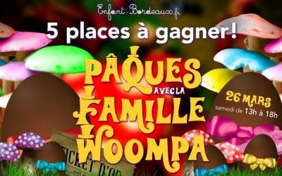 Concours #21 : Pâques avec la famille Woompa