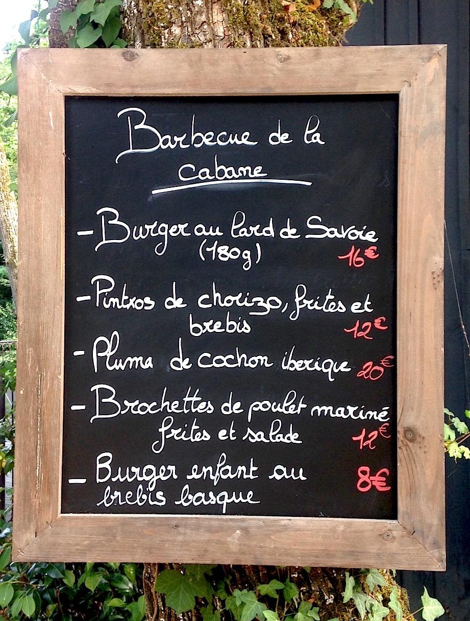 Restaurant famille bordeaux la cabane de raba - Restaurant enfant bordeaux ...
