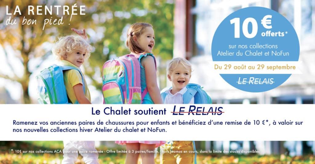Le Chalet Aquitaine, le magasin de chaussures depuis toujours