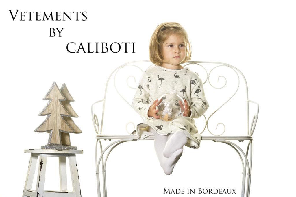 Caliboti – Vêtements pour enfants bien de chez nous